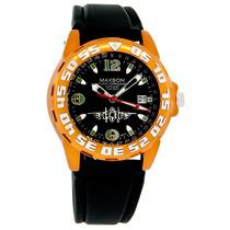 Relógio Masculino Maxson Flight Commander Datejust 3001