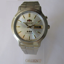 Relógio Pulso Orient Automático Masculino Caixa Aço 469wa1a