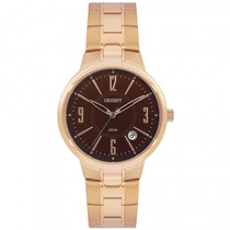 Relógio Orient Frss1014 M2rx Feminino Dourado - Refinado