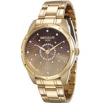 Relógio Seculus Feminino 28567lpsvds1.