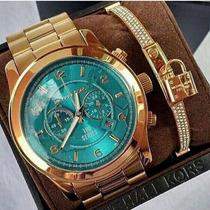 Relógio Michael Kors Mk8313 Completo Modelo Lindo