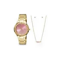 Relógio Condor Feminino Ref: Co2115up/k4t - Kit