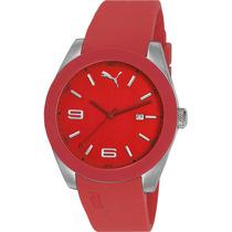 Relógio Puma Grip 13 L Red Feminino 96154l0pmnu3.