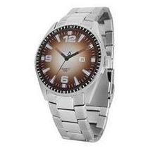 Relógio Social Dumont Sc20587r Quartz 50m Novo