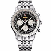 Relógio Masculino Estilo Breitiling Navitimer 01 Sedex Grati