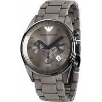 Relógio Emporio Armani Ar5950 Original Com Garantia Leilão.