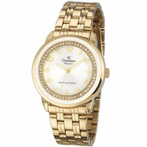 Relógio Champion Fem. Cn29963h - Garantia E Nota Fiscal