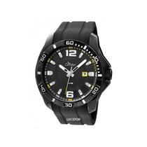 Relógio Condor Masculino Co2315ae/8p Puls.borracha Preto