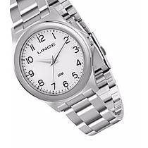 Relógio Lince (orient) Feminino Aço Inox Lrm4287l 30 Metros