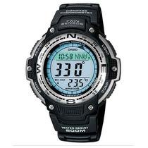 Relogio Casio Sgw-100-1v Bussola Termometro Sgw-200 #u6r9