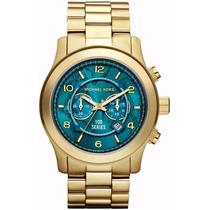 Relógio Michael Kors Mk8315 Oversize Garantia 1 Ano Original