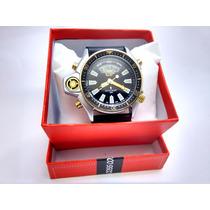 Relógio Modelo Citizen Aqualand Modelo Jp-2004 Serie Ouro
