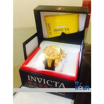 Relógio Invicta 14503 Reserve Venom Completo Sem Juros!