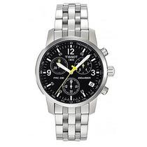 Relógio Tissot Prc200 - Preto - Original - Em 12x Sem Juros