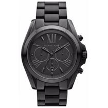Relógio Michael Kors Mk5550 Todo Preto Original