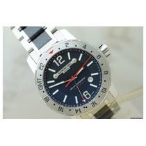 Relógio Raymond Weil Nabucco Carbon Gmt