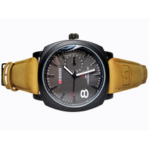 Relógio Curren 8139 Masculino Novo Barato Frete Grátis