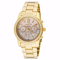 Relógio Invicta Angel - 11770 Dourado Feminino