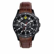 Relógio Ferrari Scuderia 0830045 Chronograph Sf105 Original