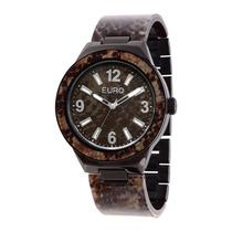 Relógio Feminino Euro Python Eu2035lwf/3c - Metal / Resin...