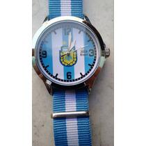 Vendo Relógio De Pulso Comemorativo Copa 2014 Argentina