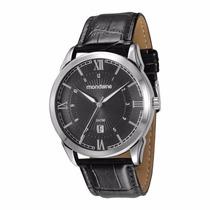 Relógio Mondaine Análogo Pul. Couro Nr. Romano 83159g0mbnh2