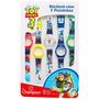 Relógio Infantil Quartz Troca Pulseiras Champion Toy Story