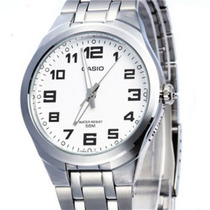 Relógio Casio Mtp-1310d-7b Masculino Elegante Charmoso Lindo