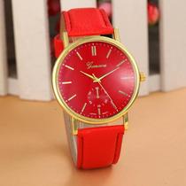 Relógio Feminino Analógico Quartzo Geneva