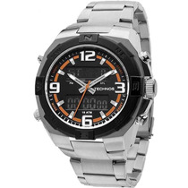Relogio Technos Masculino Performance Sports Ana-digi 50592b