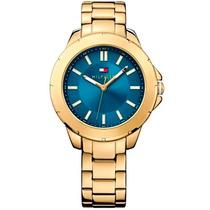 Relógio Tommy Hilfiger Aço Dourado Feminino - 1781433