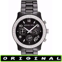 Relógio Michael Kors Mk5190 Black 40mm Midsized Lançamento!