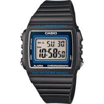 Relógio Casio W-215h-8av Elegante Charmoso Sport Lindo