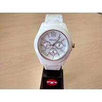 Relógio Technos Elegance Ceramic 01 Ano De Garantia Envio Já