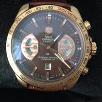 Relógio Masculino Importado Grand Carrera Tagheuer Calibre17