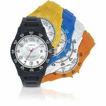 Relógio Troca Pulseiras Lince Kit Com 5 Pulseiras Unissex