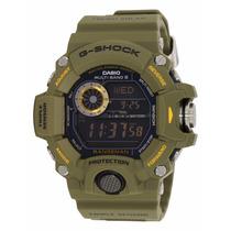 Relógio Casio G Shock Gw 9400-3 Rangeman Touch Solar
