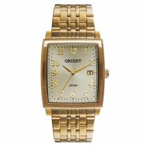 Relógio Orient Masculino Dourado Sport Ggss1015 C2kx