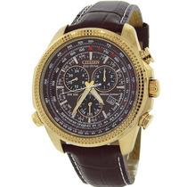 Relógio Citizen Bl5403-03x Cal Perpetuo Alarme Cronografo