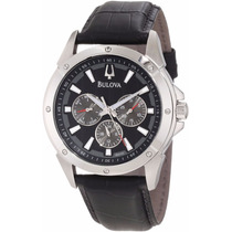 Lindo Relógio Masculino Bulova - 96c113