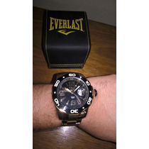 Relógio Everlast Pouco Uso