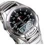 Relógio Casio Aq-180wd-1bv Hora Mundial Alarmes Memória 100m