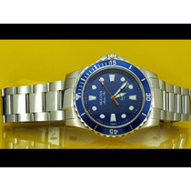 Relógio Bulova 98b130 Marine Star Resistente Agua 200 Metros