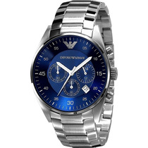 Relogio Emporio Armani Ar5860 Azul Frete Gratis Garantia