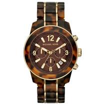 Relógio De Luxo Michael Kors Mk5805 Chronograph Analógico