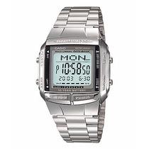 Relógio Casio Unissex Prova Dágua Bateria 10 Anos Db-360-1ad