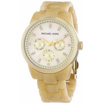 Relógio Michael Kors Mk5039 Madréperola Na Caixa Em Até 12x.