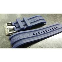Pulseira Náutica 24mm Azul