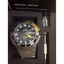 Relógio Orient Automático - Lançamento 469ti003 G1gx Lindo