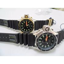 Relógio Atlantis Original Aqualand Modelo Citizen Jp2000